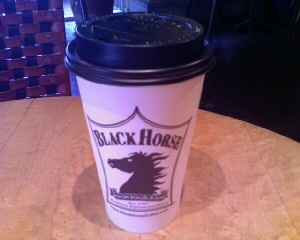Black Horse Coffee