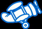 Blue Skies Plane